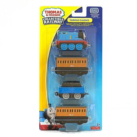 Подарочный набор с Томасом, Томас и друзья, Thomas & Friends, Fisher-Price, с Томасом, DGB79-1