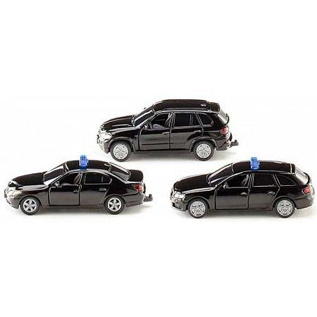 Подарочный набор VIP Set, модели автомобилей, 1:55, Siku, 6306