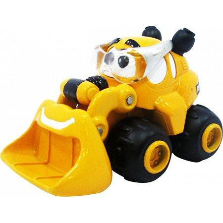 Погрузчик Ренди, инерционная техника САТ для малышей , 9 см, Toy State, 80403
