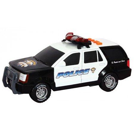 Полицейский внедорожник со светом и звуком 30 см, Серии Road Rippers, Toy State, 34562
