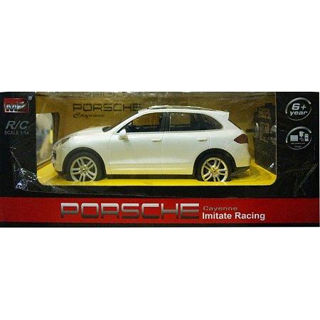 PORSCHE Cayenne автомобиль на радиоуправлении 1:14, MZ Meizhi, білий, 2045-8