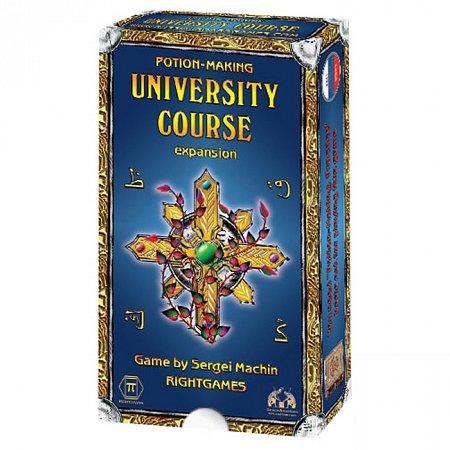 Potion-Making (Зельеварение). University Course (expansion) - Настольная игра