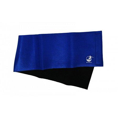 Пояс для похудения ZD-3050 MONALISA 8in x 40in x 3мм (неопрен, р-р 20см x 100см x 3мм, синий)