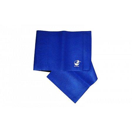 Пояс для похудения ZD-3051 TINA 10in x 40in x 3мм (неопрен, р-р 25см x 100см x 3мм, синий)