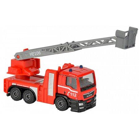 Пожарная машина MAN TGS Feuerwehr, 7.5 см, Majorette, 205 7181-6