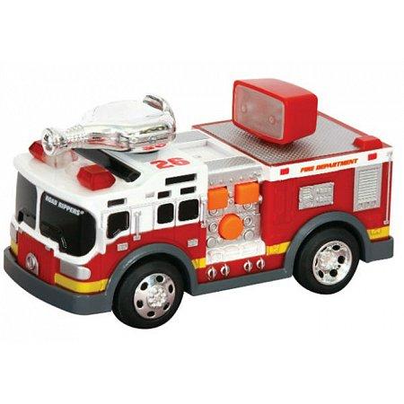 Пожарная машина со светом и звуком 13 см, Серии Road Rippers, Toy State, 34513