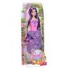 Принцесса Барби с фиолетовыми волосами, Сказочно-длинные волосы, Barbie, Mattel, фиолетовые волосы, DKB56-3
