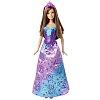 Принцесса Барби в фиолетовом платье, серия Миксуй и комбинируй, Barbie, Mattel, Фиолетовое платье, CFF24-3