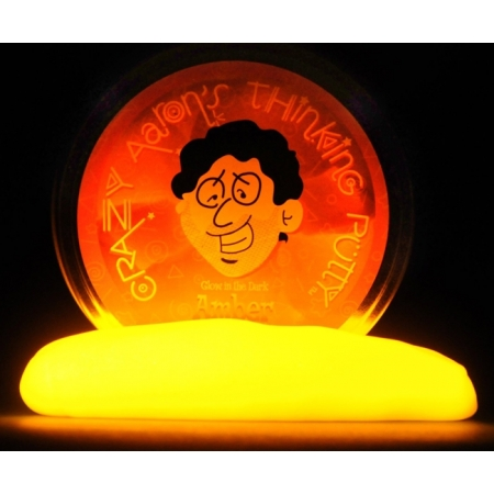 Хендгам светящийся Янтарь - Glowing Amber, Crazy Aarons, USA, 80г