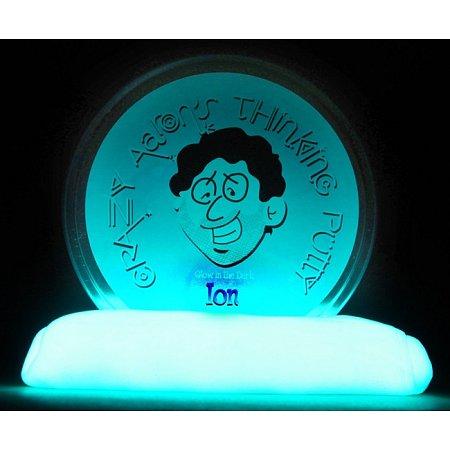 Хендгам светящийся Ион - Glowing Ion, Crazy Aarons, USA, 80г