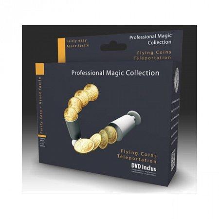 Набор для фокусов Oid Magic Летающие монеты с DVD