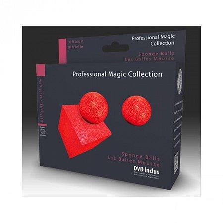 Набор для фокусов Oid Magic Поролоновые шарики с DVD