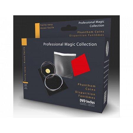 Набор для фокусов Oid Magic Монеты-призраки с DVD