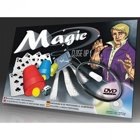 Большой набор фокусов Oid Magic Крупным планом с DVD