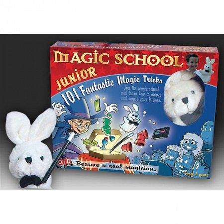 Большой набор 101 фантастический фокус Oid Magic Junior Set