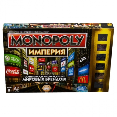 Монополия Империя   Monopoly Empire