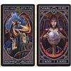 Карты Таро Fournier Anne Stokes Gothic tarot, 41590