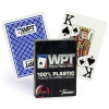 Пластиковые карты Fournier WPT Jumbo Index Blue, 42097blue
