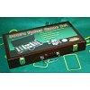 Набор для покера на 300 фишек c номиналом 1-100. 11,5g-chips