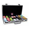 Покерный набор на 300 фишек с номиналом 300 Value, номинал 1-5000. Керамика, 14г