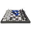 Классические шахматы + шашки (пр-во Киев)