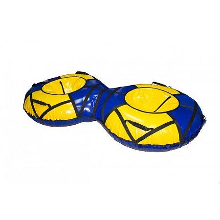 Надувные санки Тюбинг двойной 2D-90