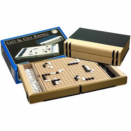 Игра Го, магнитная, дизайн книги. Philos 3225