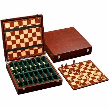 Шахматный сет Exclusive, 42х42х7,5 см. Philos 2504