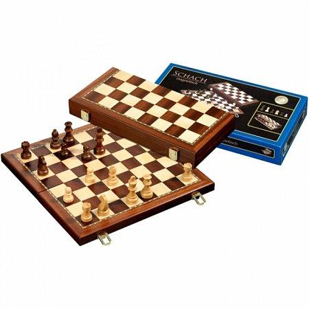 Шахматы магнитные, 40х20х5,5 см. Philos 2614
