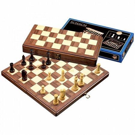 Шахматы большие, 38х20,5х5,5 см. Philos 2626
