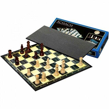 Шахматы стандартные, клетка 30 мм. Philos 2706