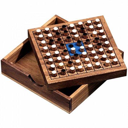 Настольная игра Отелло (Реверси), дорожная. Philos 6331