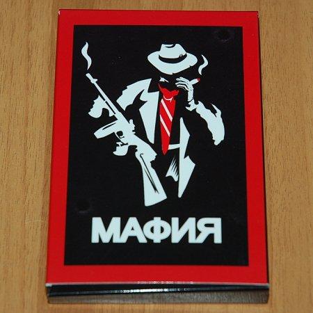 Мафия, набор карт для игры. Fun Games Shop (FGS31)