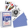 Карты для покера Bee Club Special Standard Index Blue, 1004508blue
