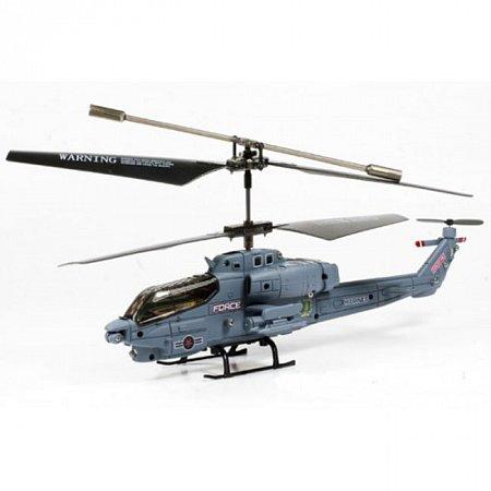 Вертолет AH-1 Cobra на ИК-управлении с гироскопом, 3-канальный, Syma S108G