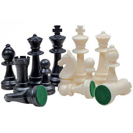 Шахматные фигуры Стаунтон №6 (пластик), CHTX25