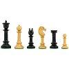 Деревянные шахматные фигуры Северная вертикаль (Northern Upright)