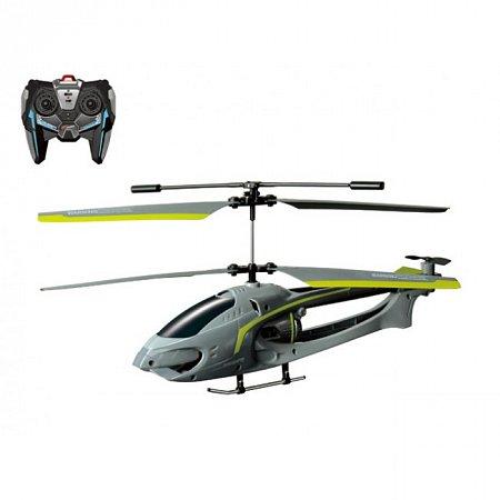 Вертолет на ИК-управлении - Auldey NAVIGATOR круиз-контроль (зелёный, 20 см, с гироскопом, 3 канала)