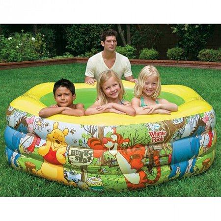 Надувной бассейн Винни-Пух, Intex 57494