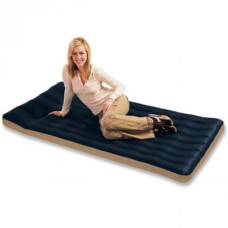 Надувной спальный матрас, полуторный, Intex 68796