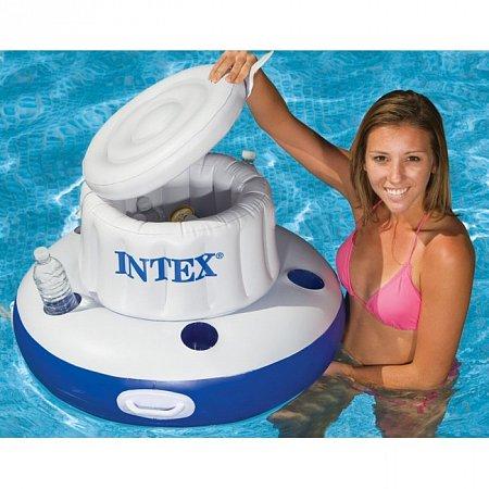 Плавучий надувной мини-бар, Intex 58820