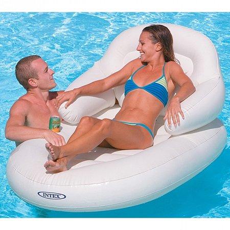 Пляжное надувное кресло, Intex 58862