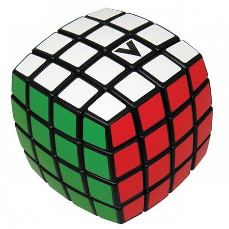 Кубик Рубика V4 с черной основой (V-CUBE 4 Black)