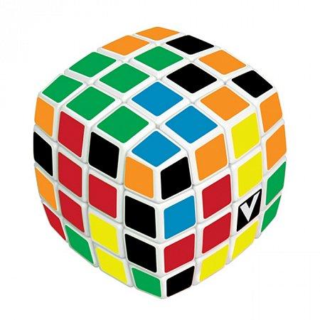 Кубик Рубика V4 с белой основой (V-CUBE 4 White)