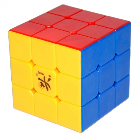 Кубик Рубика ДаЯн 3x3x3 колор (DaYan 5 ZhanChi mixed)