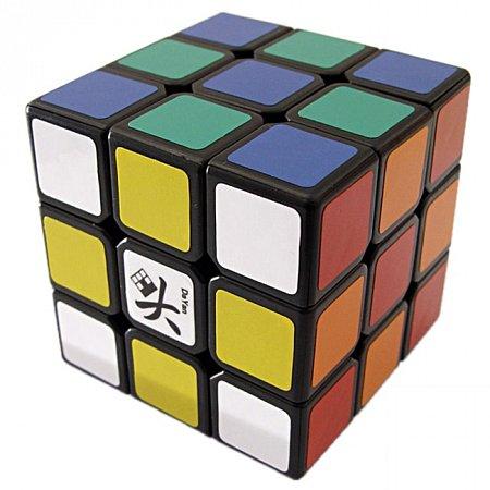 Кубик Рубика ДаЯн 3x3x3 черный (DaYan 5 ZhanChi black)