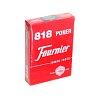 Карты для покера Fournier №818, 2 Jumbo Index Red, 21643red