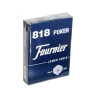 Карты для покера Fournier №818, 2 Jumbo Index Blue, 21643blue