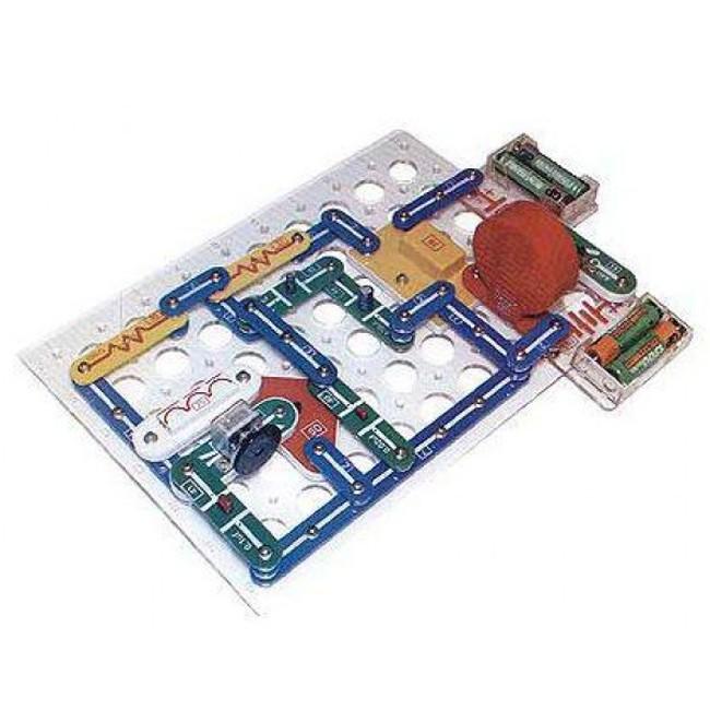 Первые шаги в электронике электронный конструктор 34 схемы набор c знаток