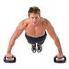 Упоры для отжимания с проворотом Push Up V2 Elite, Perfect Fitness 31015